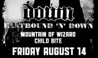 Down tickets at Starland Ballroom in Sayreville