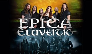 Epica / Eluveitie  tickets at Gothic Theatre in Englewood
