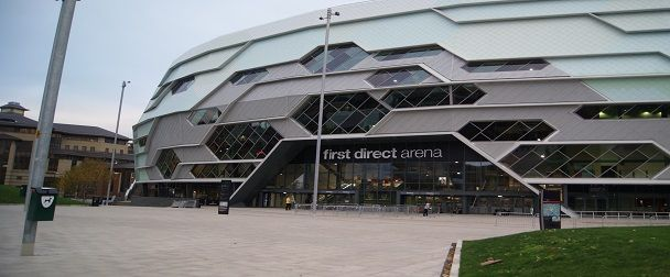 first direct arena