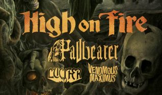 High On Fire tickets at The Regency Ballroom in San Francisco