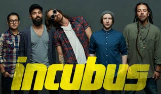 Incubus tickets at The Joint at Hard Rock Hotel & Casino Las Vegas in Las Vegas