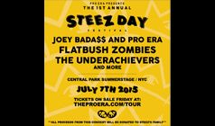 Joey BadA$$ and Pro Era tickets at Rumsey Playfield in Central Park in New York