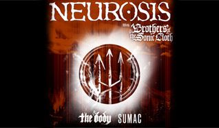 Neurosis tickets at Mill City Nights in Minneapolis
