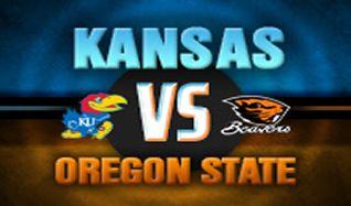 Oregon St. vs. Kansas  tickets at Sprint Center in Kansas City