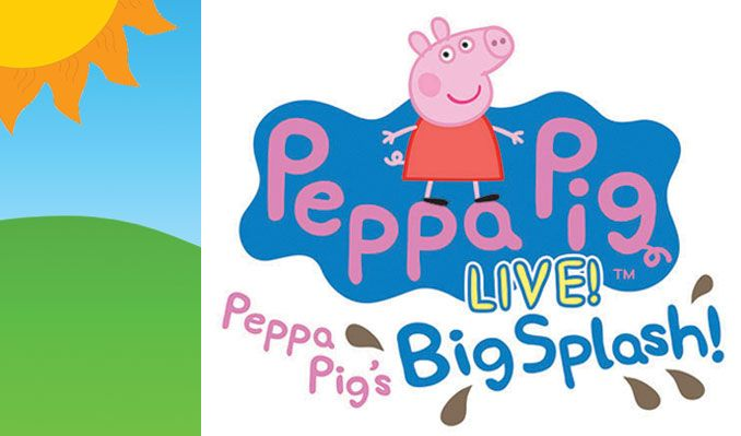 Peppa Pig Live! tickets at Count Basie Theatre in Red Bank