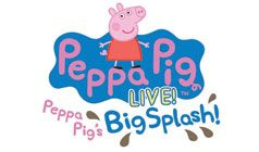Peppa Pig tickets at Count Basie Theatre in Red Bank tickets at Count Basie Theatre in Red Bank