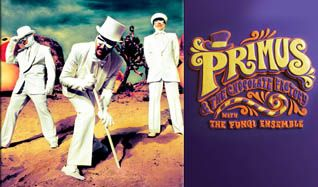 Primus and the Chocolate Factory with The Fungi Ensemble tickets at The Joint at Hard Rock Hotel & Casino Las Vegas in Las Vegas
