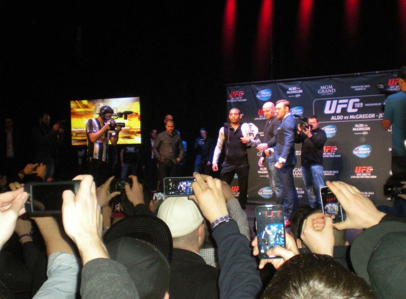UFC should run a fan expo in New York City