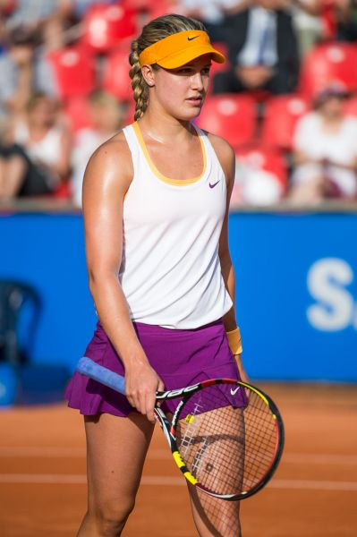Canada's Eugenie Bouchard takes early exit from Madrid Open Sunday