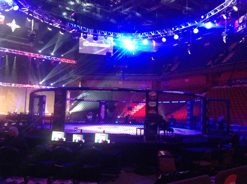 Douglas Lima puts his title on the line at Bellator 140