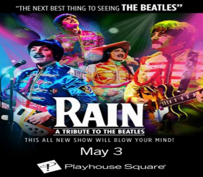 """It was a true love fest of Beatles music and happy memories as """"Rain"""" took the stage this past Sunday night."""