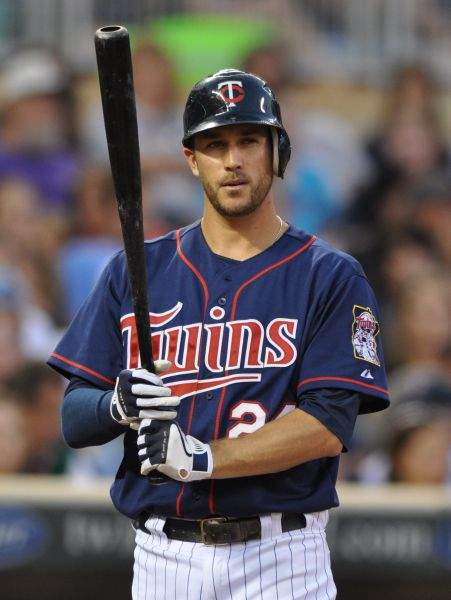 Trevor Plouffe has been hitting for power recently.