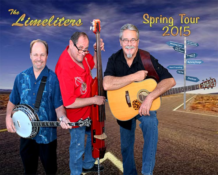 The Limeliters Tour 8 states across the country