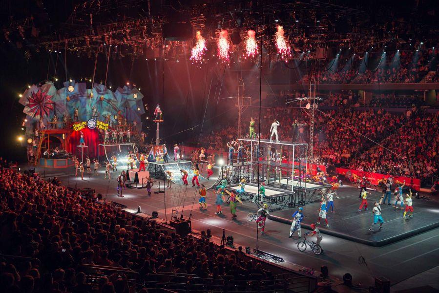 Resultado de imagen para circo ringling bros