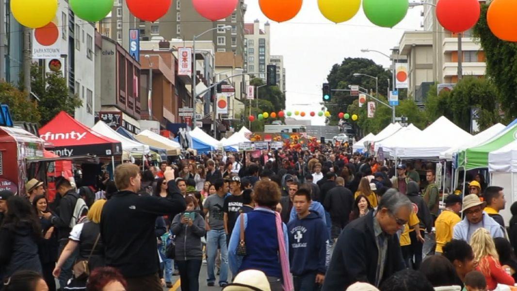 Nihonmachi Street Fair