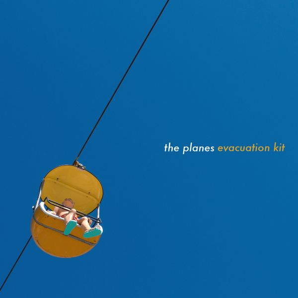 The Planes - 'Evacuation Kit' album cover