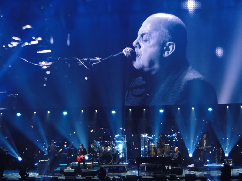 Billy Joel in concert 2012