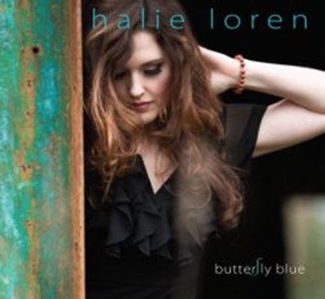 Halie Loren's new release is available on Justin Time Records.