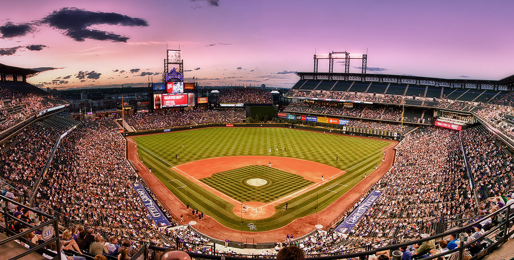 A Rockies game at Coors Field is a great gift for a sports-loving mom.