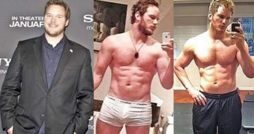Paleo Fan Chris Pratt S 80 Pound Weight Loss Due To Low