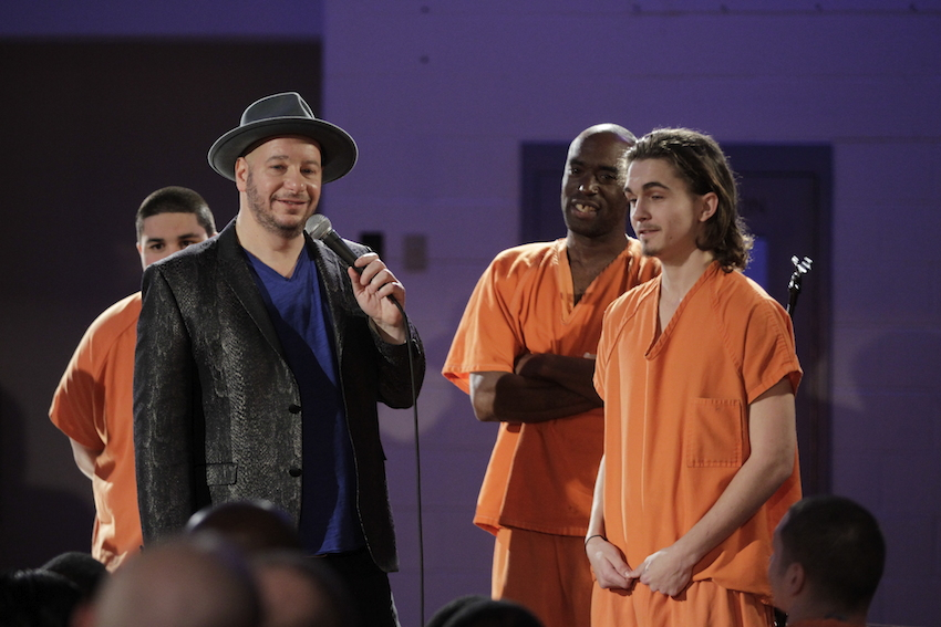 """Jeff Ross Roasts Criminals: Live at Brazos County Jail"" will premiere on Comedy Central on June 13."