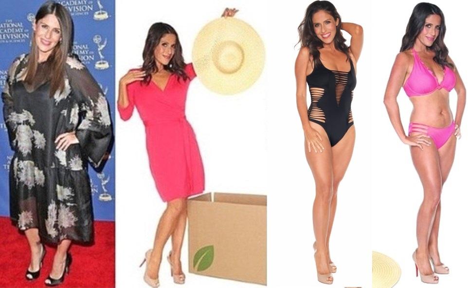Soleil Moon Frye's hot bikini body after 40 pound weight ...