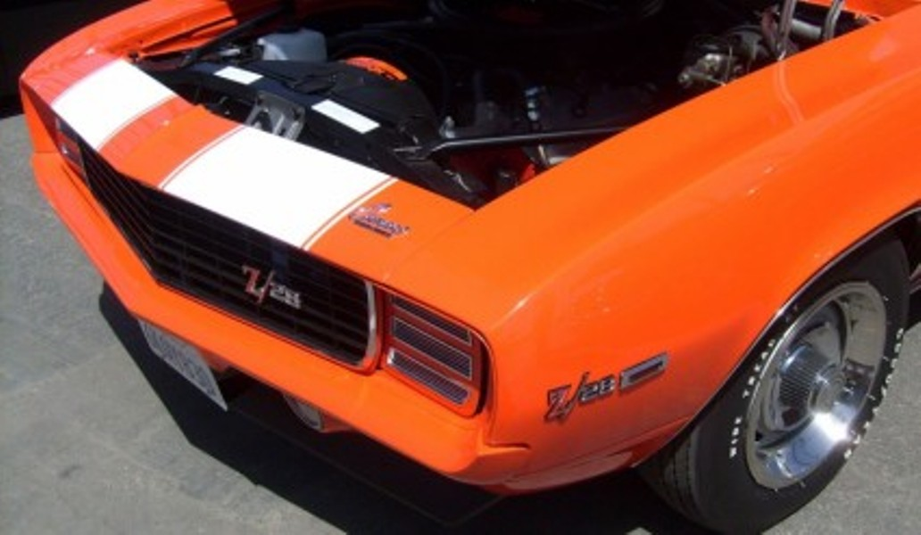 Muscle cars...good memories & present realities for many.