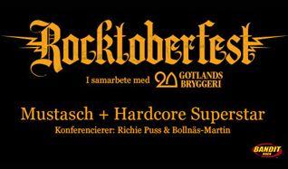 Rocktoberfest tickets at Annexet in Stockholm