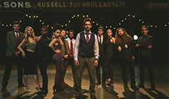 Scott Bradlee's Postmodern Jukebox tickets at Showbox SoDo in Seattle