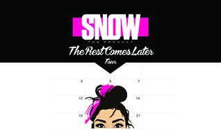 Snow Tha Product  tickets at Ogden Theatre in Denver