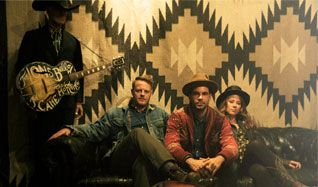 The Lone Bellow tickets at Gothic Theatre in Englewood