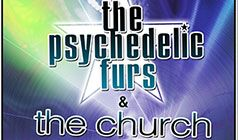 The Psychedelic Furs & The Church tickets at The Showbox in Seattle
