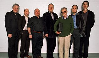 Woody Allen and His New Orleans Jazz Band tickets at The Regency Ballroom in San Francisco