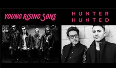 Young Rising Sons / Hunter Hunted tickets at Highline Ballroom in New York City