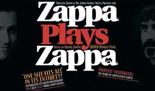 Zappa Plays Zappa tickets at The Plaza 'Live' Theatre in Orlando