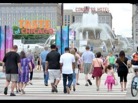 Your Complete Guide to the Taste of Chicago | The Local Tourist