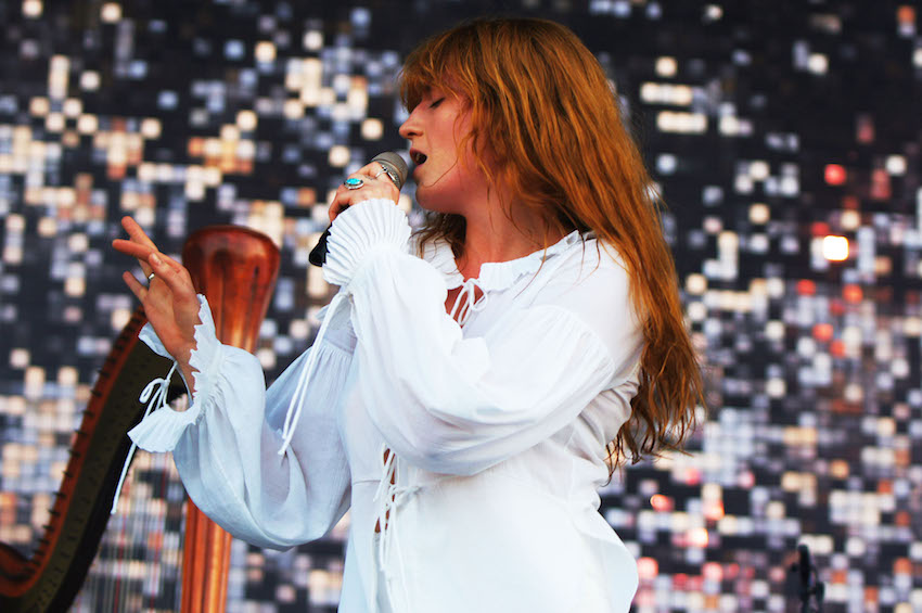 florence and the machine tour schedule