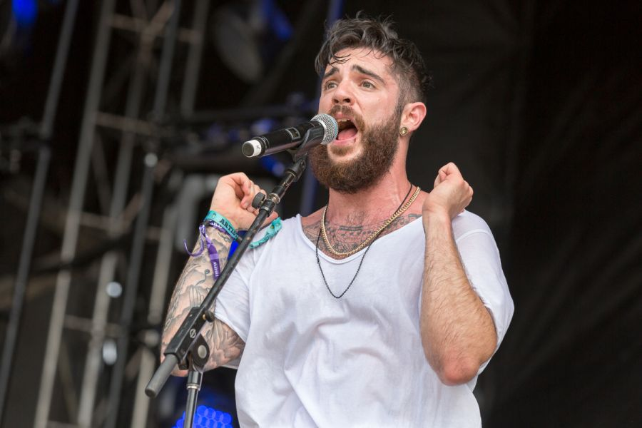 Jon Bellion On Tour With Twenty One Pilots