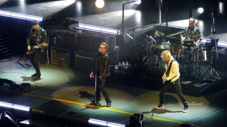 Watch: U2 perform live rarity 'Gloria' in Chicago