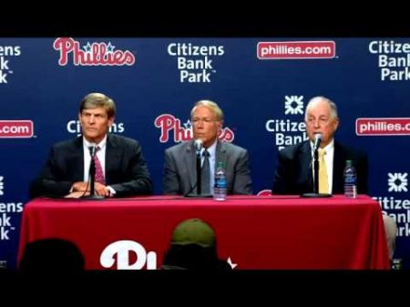 Philadelphia Phillies: Andy MacPhail's timetable can be measured