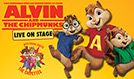 Alvin and The Chipmunks: Live on Stage! tickets at Target Center in Minneapolis