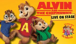 Alvin and The Chipmunks tickets at Bellco Theatre in Denver