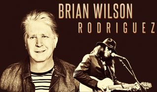 Brian Wilson with special guest Rodriguez tickets at 1STBANK Center in Broomfield