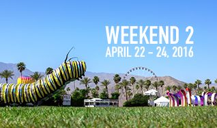 Coachella Valley Music & Arts Festival tickets at Empire Polo Club in Indio