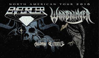 Enforcer / Warbringer tickets at Bluebird Theater in Denver