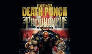 Five Finger Death Punch tickets at The SSE Arena, Wembley in London