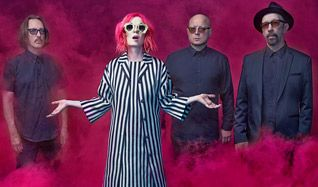 Garbage  tickets at Humphreys Concerts by the Bay in San Diego
