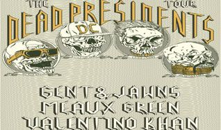 Gent & Jawns / Meaux Green / Valentino Khan tickets at Gothic Theatre in Englewood