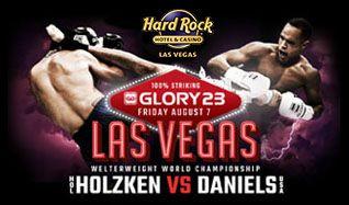 Glory 23- Las Vegas tickets at The Joint at Hard Rock Hotel & Casino Las Vegas in Las Vegas