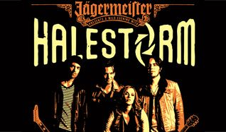 Halestorm tickets at Arvest Bank Theatre at The Midland in Kansas City